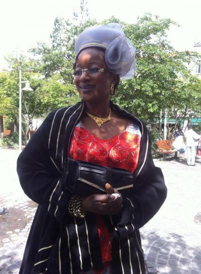 Fatoumata Bayo