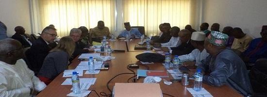 27eme session du comite de suivi la ceni presente les recommandations de laudit du fichier electoral 20 04 19