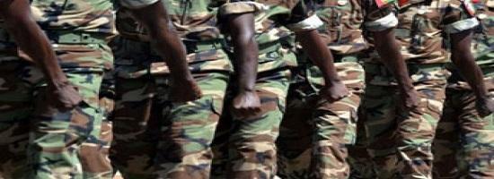 Armee guineenne
