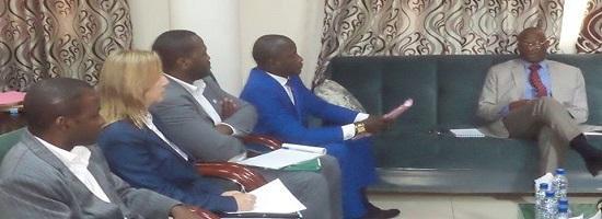 Audit du fichier le comite technique fait le point au ministre bourema conde1 05 09 2018