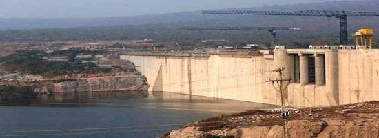 Barrage hydroelectrique angola
