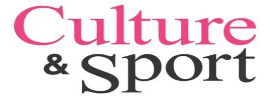 Culture sport logo