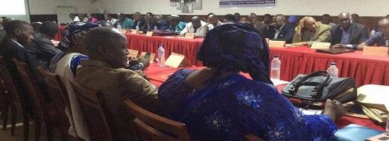 Fin des travaux du comite national de pilotage de leducation ce mardi a conakry 104 09 2018