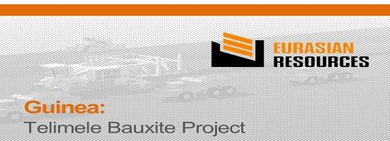 Guinea telimele bauxite project february 2016
