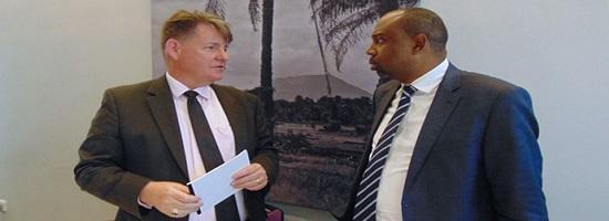 Msante partenariat etats unis guinee dans la recherche clinique 07 09 2017