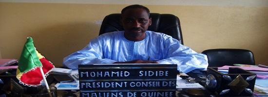 Nouveau haut conseil des maliens en guinee
