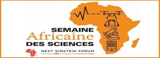 Semaine afric sciences