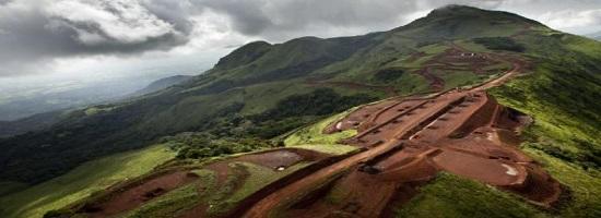 Vue du gisement du simandou en guinee rio tinto 592x296 1448042068